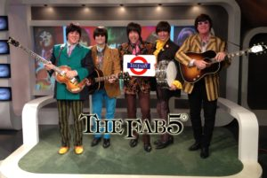 The Fab 5 - Book with Gulf Coast Entertainment